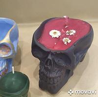 Подсвечники  и Свечи  ручной работы ., фото 1