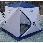 Палатка для зимней рыбалки Следопыт 1,5х1,5 м, фото 2