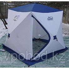 Палатка для зимней рыбалки Следопыт 2х местная