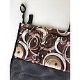 Органайзер сумка  на коляску пломбир, фото 3