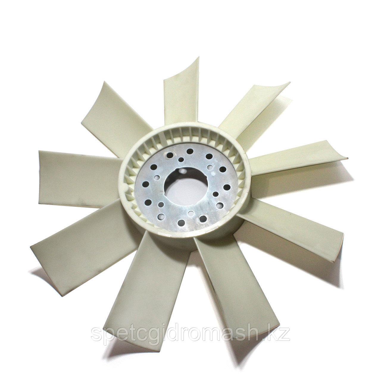Вентилятор МТЗ-1221 (9 лопастей.) металлическая