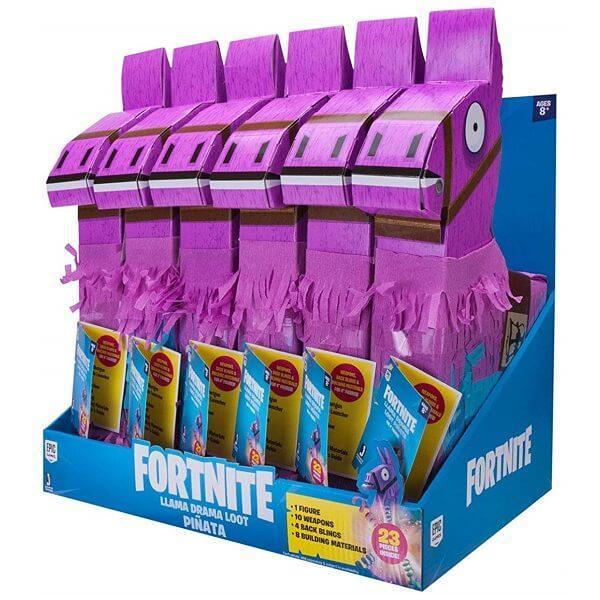 Fortnite Лама-пиньята с аксессуарами - фото 2