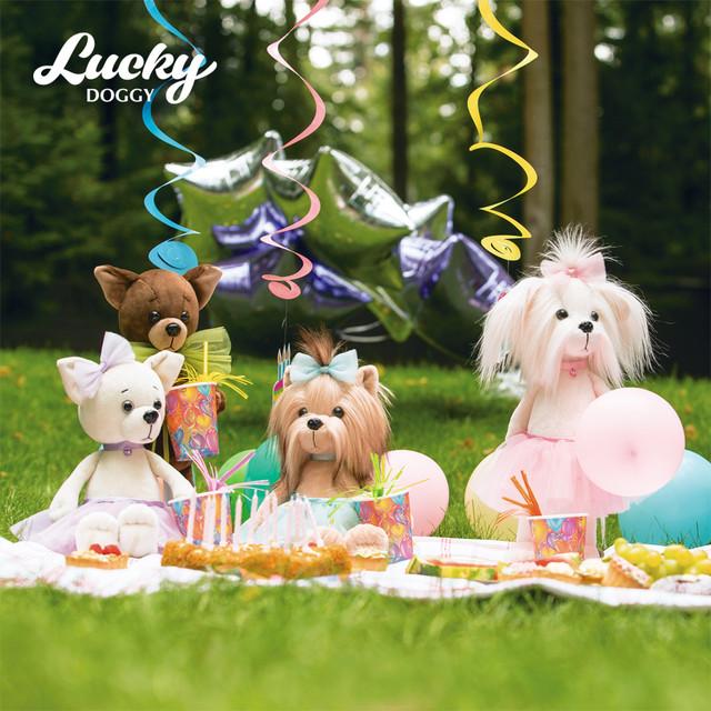 Модные собачки Orange Lucky