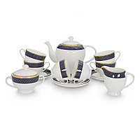 Позолоченный чайный сервиз 6 персон Амалия (Акку, Казахстан)