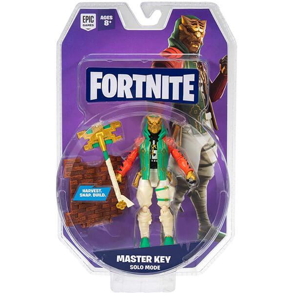 Fortnite Фигурка героя Master Key с аксессуарами (SM) - фото 1