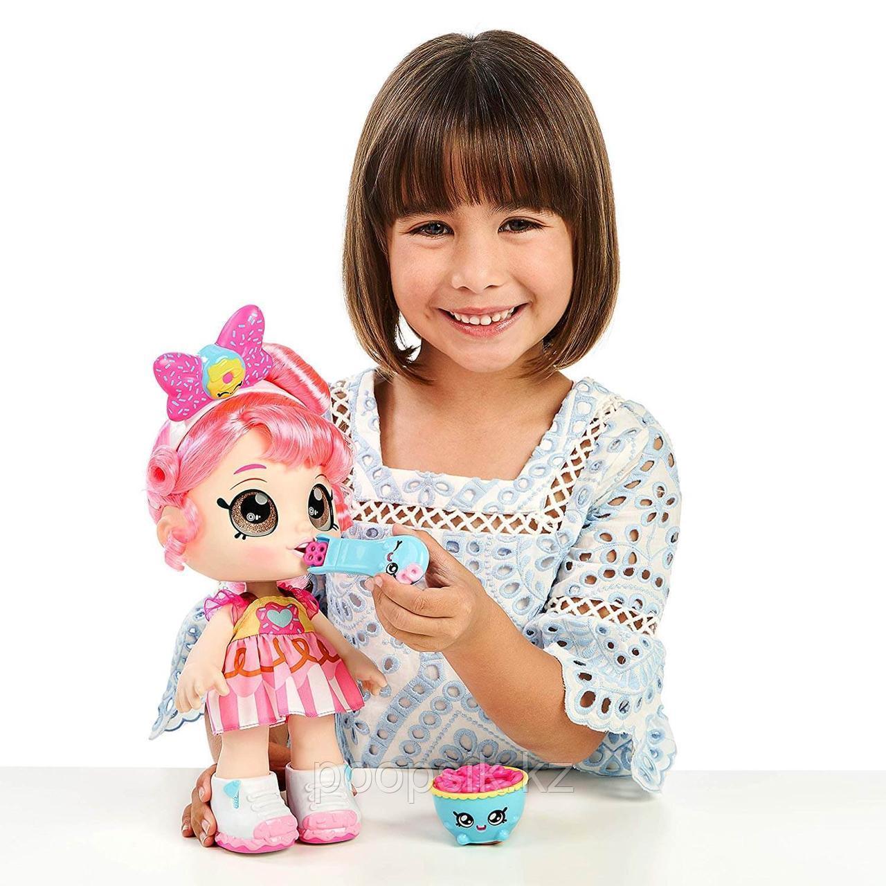Кукла Кинди Кидс Донатина (Пончик) 25см - фото 2