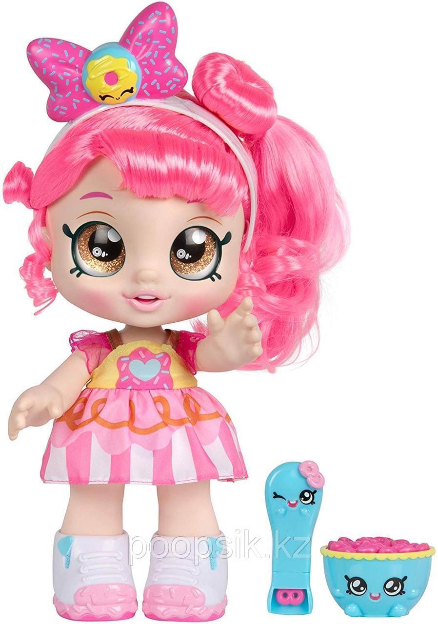Кукла Кинди Кидс Донатина (Пончик) 25см - фото 1
