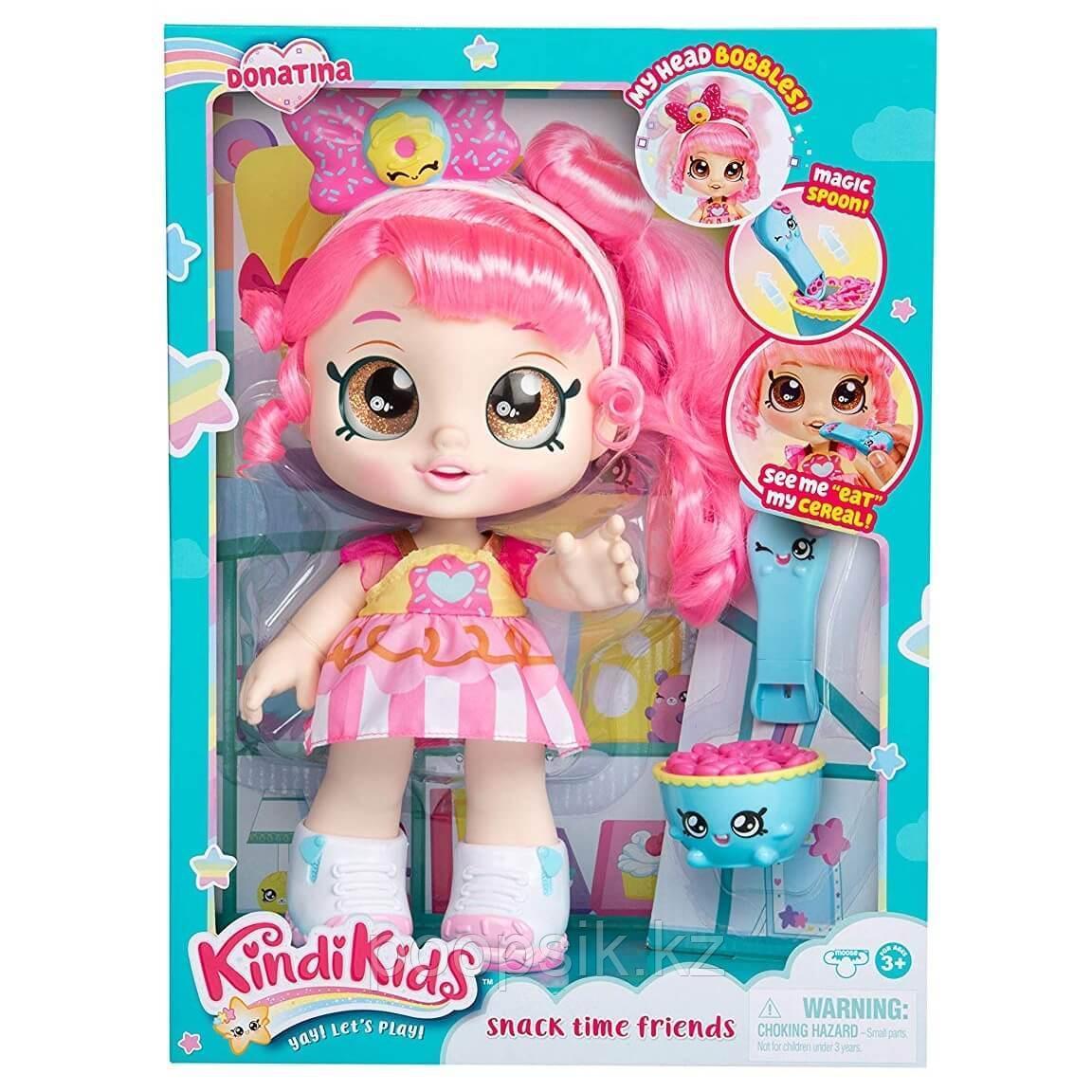 Кукла Кинди Кидс Донатина (Пончик) 25см - фото 3