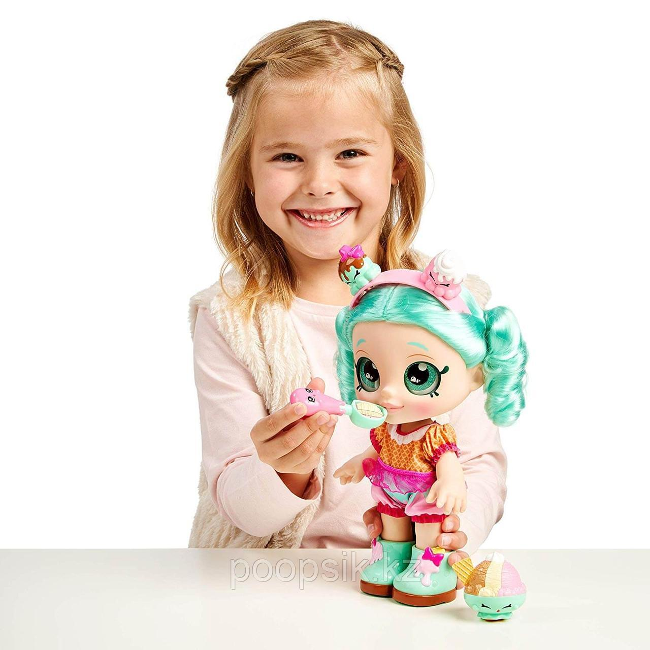 Кукла Кинди Кидс Пеппа Минт (Мороженка) 25см - фото 3