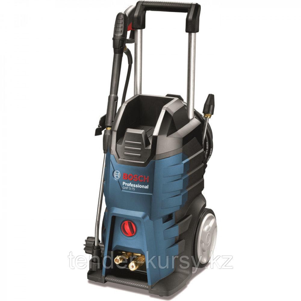 Очистители высокого давления GHP 5-75 Bosch предзаказ
