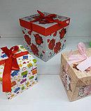 Подарочные упаковки (пакеты, коробки, упаковочная бумага), фото 2