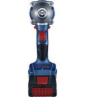 Акк. ударн. гайковерты Li-Ion 18 В GDS 250-LI Bosch предзаказ
