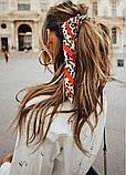 Резинка для волос с платком, фото 2