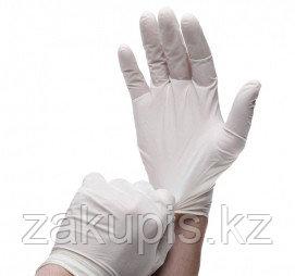 Медицинские перчатки одноразовые