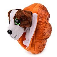 Мягкая игрушка-трансформер Sweet Pups Сладкие щенки Шнауцер