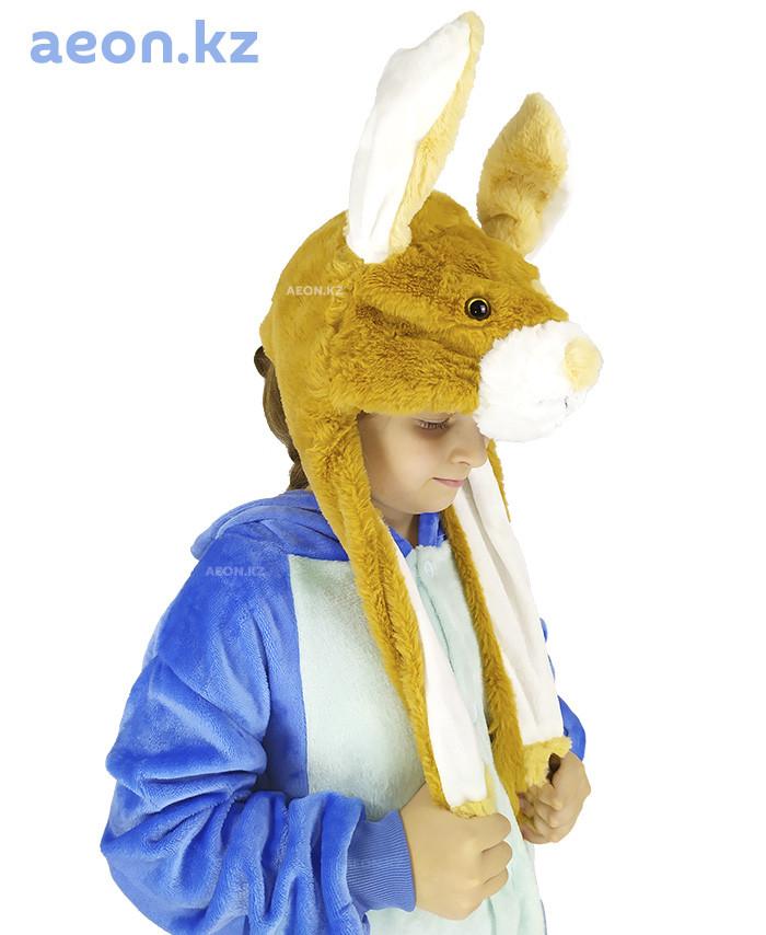 Шапочка Собачка светящаяся с подвижными ушками