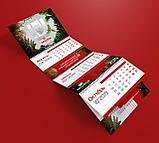 Календари настольные, настенные, квартальные, карманные. Дизайн, изготовление, качественно недорого!, фото 2