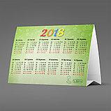 Календари настольные, настенные, квартальные, карманные. Дизайн, изготовление, качественно недорого!, фото 3