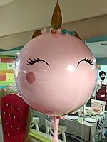 Единорожки из бабл шаров, фото 1
