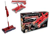 Электровеник «Swivel Sweeper G6»