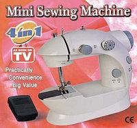 Мини швейная машинка 4 в 1 модель 201