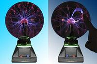 Магический Плазменный шар Plasma light