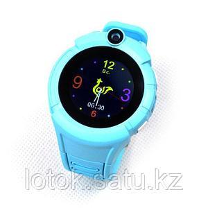 Детские умные часы с GPS трекером и камерой Smart Baby Watch Q360