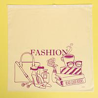 Пакет для хранения вещей «Fashion», 40 × 40 см