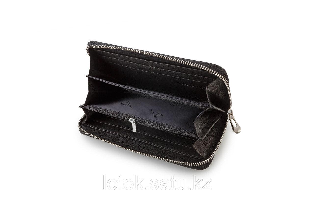 Мужской кожаный кошелек ST45 - фото 3