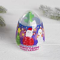 Набор для опытов «Новогодние кристаллы»