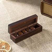 Набор кубиков «Гейм», 5 шт в шкатулке