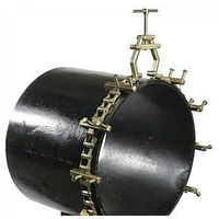 Однорядные цепные центраторы DWT для толстых труб