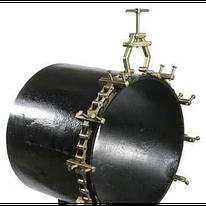 Однорядные цепные центраторы DWT для средних труб