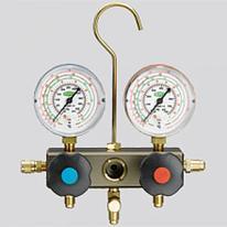 Двухвентильный манометрический коллектор RefcoBM2-6-DS-CLIM