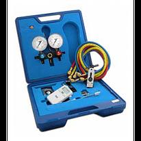 Набор инструмента для R410a в малом кейсе