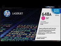 HP CE263A Картридж лазерный HP 648A пурпурный, ресурс 11000 стр