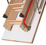 Чердачная лестница 70х130х305 FAKRO LWK Komfort тел.Whats App. +7(707)5705151, фото 3