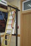 Чердачная лестница 70х130х305 FAKRO LWK Komfort тел.Whats App. +7(707)5705151, фото 4