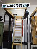 Чердачная лестница 70х130х305 FAKRO LWK Komfort тел.Whats App. +7(707)5705151, фото 7