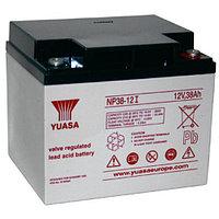 Аккумуляторная батарея Yuasa NP 38-12I