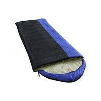 Спальный мешок Balmax (Аляска) Camping Plus series до -5 градусов Blue/Black р-р L (левая)