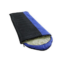 Спальный мешок Balmax (Аляска) Camping Plus series до -10 градусов Blue/Black р-р R (правая)