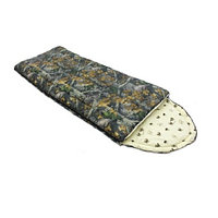 Спальный мешок Balmax (Аляска) Standart series до -10 градусов Лес