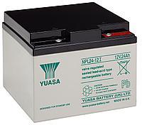 Аккумуляторная батарея Yuasa NPL 24-12I