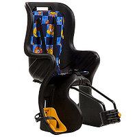 Кресло детское заднее STG GH-928LG black multicolored Х95385