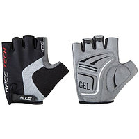 Велоперчатки STG AI-03-176, unisex black/gray Х81535-С р-р S