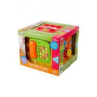 Развивающий центр PlayGo Куб 2145