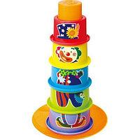 Пирамидка PlayGo Клоун 2395