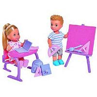 Куклы Simba Эви и Тимми на уроке 10 5733210