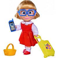 Кукла Simba Даша с чемоданчиком, корзинкой и телефоном 10 9301013